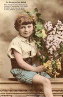 """Le Bouquet De Bébé Enfant """"mon Bouquet....."""" IRN Bergeret - Bergeret"""
