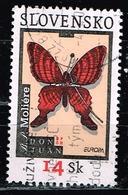 Slowakei 2003, Michel# 454 O Europa (C.E.P.T.) 2003 - Posters - Slovaquie