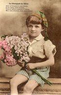 """Le Bouquet De Bébé Enfant """"avec Ce Bouquet....."""" IRN Bergeret - Bergeret"""