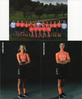 Cyclisme, Serie CCC Dames 2020, Sous Blister - Cyclisme
