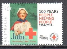 Australia 2014 - Red Cross - Mi 4124 - Used - Used Stamps