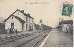 91 Angerville La Gare - Angerville
