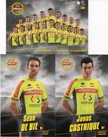 Cyclisme, Serie Bingoal Pro Team  2020 - Cycling