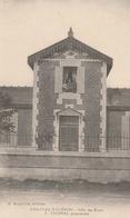 Cpa Top Collection Ile D'oléron Le Chateau Villa Des Roses Très Rare - Ile D'Oléron
