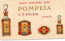 Calendrier 1926 POMPEIA LT PIVER - Petit Format : 1921-40