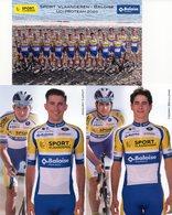 Cyclisme, Serie Sport Vlaanderen  2020 - Cycling