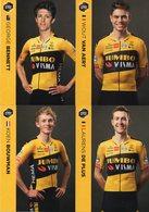 Cyclisme, Serie Jumbo Visma  2020 - Cycling