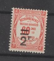 N° 54 NEUF ** - 1859-1955 Mint/hinged