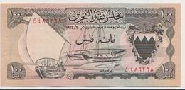 BAHRAIN P.  1a 100 F 1964 AUNC - Bahreïn