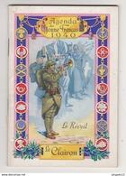Au Plus Rapide Agenda Du Jeune Français 1940 Le Clairon Excellent état - 1939-45
