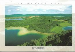 Pays Comtois - Les Quatre Lacs - France