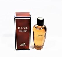Miniatures De Parfum BEL AMI De HERMES EDT  8 Ml + Boite - Miniatures Men's Fragrances (in Box)