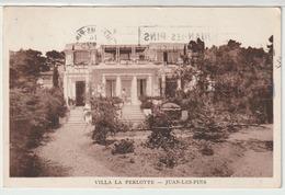 - Villa La Perlotte : Juan - Les Pins. - France