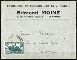 899 - FRANCE -  1942 - PASTEUR - RARE NO OVERPRINT - SOLD AS FORGERY, FALSE, FAUX, FAKE, FALSCH, FALSO - Briefmarken