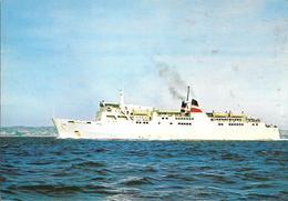 CPA-1960-FERRIES-CORSE/COMTE De NICE -LIAISION - CORSE-CONTINENT -Edit Cie Gle Transmediterraneenne-TBE - Fähren