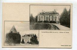 Saint Martin Du Bois Château De Danne - France