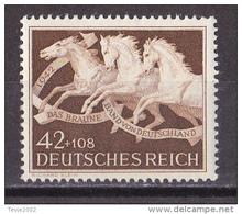 Wgd_ Deutsches Reich -  Mi.Nr. 815 - Postfrisch MNH - Allemagne