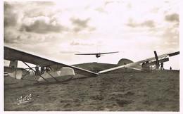 Murat Le Quaire (Puy De Dôme) - Camp De Vol à Voile De La Banne D'Ordanche - Départ D'un AVIA 40P - Aviation-Planeurs - Other Municipalities