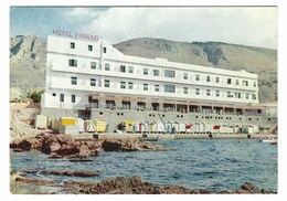 4183 - PIZZOLUNGO TRAPANI HOTEL TIRRENO 1972 - Trapani