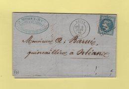 Revin - 7 - Ardennes - GC 3121 - 3 Juin 1870 - 1849-1876: Période Classique