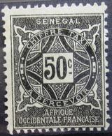 SENEGAL                        TAXE 17                           NEUF SANS GOMME - Postage Due