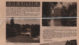 PROVEN..1932.. DE LOVIE HERDOOPT IN SINT IDESBALDGESTICHT/DE HEREN BEKAERT DR. BRUTSAERT DR.SIERENS - Unclassified