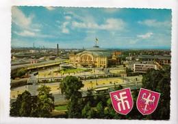 FRANKFURT, Blick Auf Das Messegelande, Unused Postcard [23934] - Frankfurt A. Main