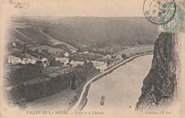 Carte Postale. France. Vallée De La Meuse. Freyr Et Le Château. Circulé. Cachet 1903. Timbre Type Blanc. - Châteaux D'eau & éoliennes