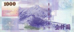 CHINA P. 1997 1000 Y 2004 UNC - Taiwan