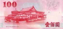 CHINA P. 1998 100 Y 2011 UNC - Taiwan
