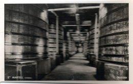 CPSM FRANCE NEUVE - MENU DE 1957 - PHOTO DES ETABLISSEMENTS MARTELL A COGNAC - - Cartes Postales