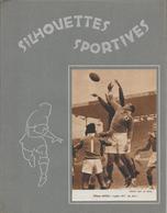 Protège-cahier - Silhouettes Sportives ( Thème Rugby à XV) -  Albert MOGA De Face - Sport