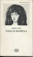 HENRIK IBSEN - Casa Di Bambola. - Books, Magazines, Comics