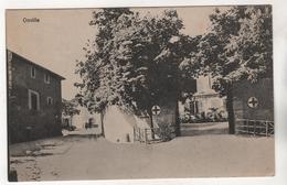 +3927,  Weltkrieg 1914-18,  Feldpost, Onville Im Département Meurthe-et-Moselle - Other Municipalities