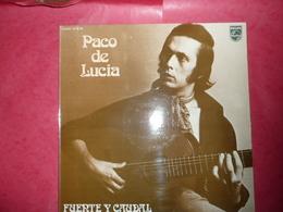 LP N°2235 - PACO DE LUCIA - FUENTE Y CAUDAL - FOLK WORLD COUNTRY FLAMENCO 1973 - Vinyl-Schallplatten