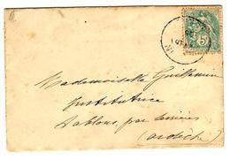 29010 - SAINT  ROMME SENATEUR - 1877-1920: Periodo Semi Moderno