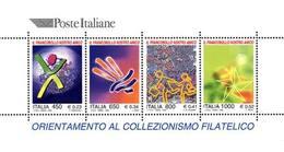 92800) ITALIA-Orientamento Al Collezionismo Filatelico - BLOCCO FOGLIETTO - 23 Ottobre 1999 - MNH** - Blocks & Sheetlets
