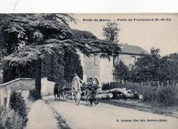 Porte De Fourqueux - Forêt De Marly - Francia
