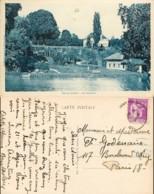 D - [500591]B/TB//-France  - Vic-sur-Aisne, La Feuillade, Nature, Arbres, Architecture - Vic Sur Aisne
