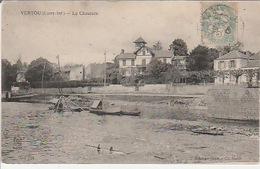 20 /3 / 17  -  VERTOU  ( 44 )  LA  CHAUSSÉE - Other Municipalities