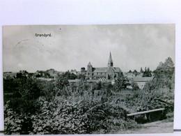 AK Grandpré; Ortspanorama Mit Kirche; Feldpost 1916 - Frankrijk