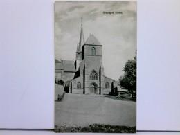 Seltene AK Grandpré, Kirche; Feldpost 1916 - Frankrijk