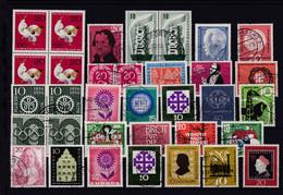 1 Steckkarte Mit Briefmarken Aus Nachlass, Gemischt - [7] République Fédérale