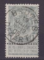 N° 53 BRUGES DEPART  Prix Fixe - 1893-1907 Armoiries