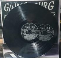 RARE – Disque Vinyle ETIQUETTE CENTRALE DOUBLE IMPRESSION- Gainsbourg « Musiques De Films » - Special Formats