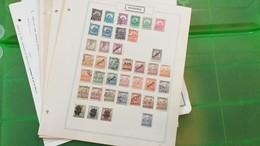 LOT N° E 305 HONGRIE Collection Sur Page D'albums Neufs * Ou Obl. - Stamps