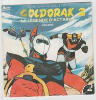 Disque Vinyle Générique Début GOLDORAK 2  « LA LEGENDE D'ACTARUS » 1979 - Kinderlieder