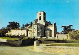 16 - Bourg Charente - Eglise Saint Jean (XIIIe Siècle) - Abside Et Clocher - France