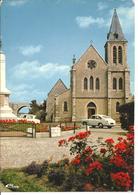 WIMEREUX - L'église - Voiture - Frankrijk