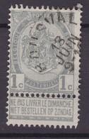 N° 53   BOUSVAL - 1893-1907 Armoiries